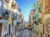 tour Lisbona, città antica moderna