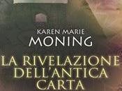 Recensione: RIVELAZIONE DELL'ANTICA CARTA Karen Marie Moning