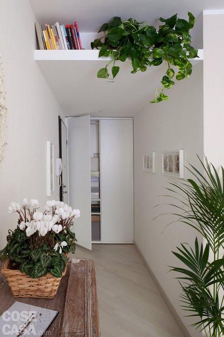 Idee e suggerimenti per avere un 39 ingresso funzionale - Idee ingresso casa ...