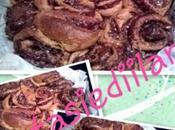 Torta rose nutella pistacchi