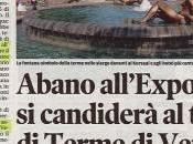 Abano vuol nome Terme Venezia