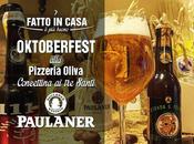 "Oktoberfest alla Pizzeria Oliva ""Concettina Santi""con Paulaner"