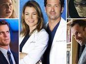 SPOILER Grey's Anatomy, Supernatural, Arrow, Nashville, White Collar, Grimm, Sleepy Hollow, Bones Elementary