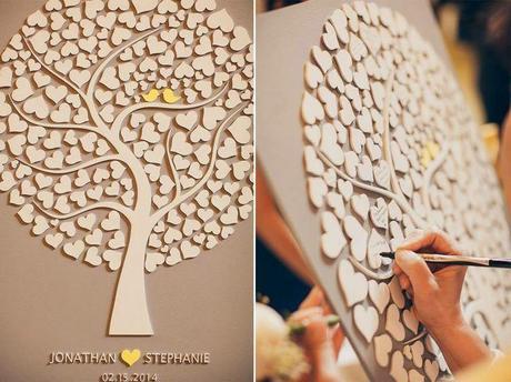 Matrimonio Tema Albero : L albero idee pratiche per allestire un matrimonio a tema