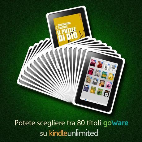 Kindle unlimited & goWare: Amazon, one more time!