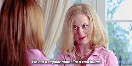 Mean Girls Cool Mom Gif