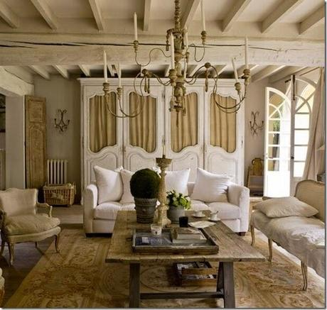 Arredo shabby chic fai da te paperblog for Architettura in stile cottage
