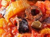 caponata melanzane, ricetta della tradizione siciliana