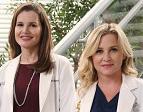 """""""Grey's Anatomy 11"""": Jessica Capshaw Arizona segreto della dott.ssa Herman"""