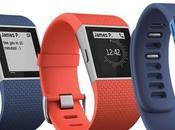 Fitbit fitness braccialetto