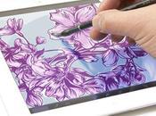 Nomad Brush dipingere Tablet Smartphone