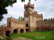 L'abbazia Praglia città fortificate Colli Euganei