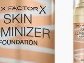 Skin Luminizer nuovo fondotinta Factor