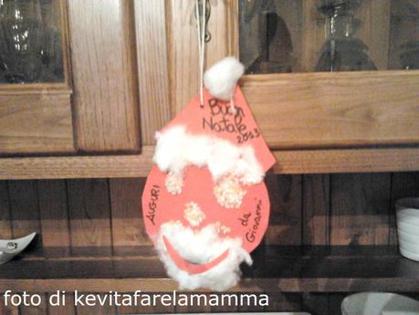 Prepararsi al natale addobbi fatti in casa paperblog - Natale in casa addobbi ...