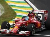 Brasile, Ferrari: Alonso sesto davanti Raikkonen