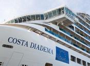 Costa Diadema, Regina Mediterraneo divertimento