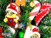 Biscotti appendere all'albero Minions