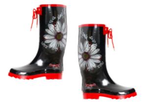 Stivali da pioggia Desigual Paperblog