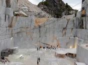 cava marmo, scena design