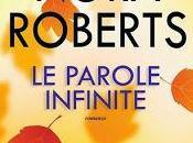 "Anteprima: PAROLE INFINITE"" Nora Roberts"