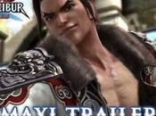 Soul Calibur: Lost Sword, Maxi unisce roster trailer