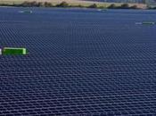 Francia fotovoltaico grande d'Europa
