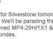 Domani pista McLaren l'Honda sperimentale