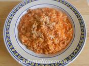 Riso nella Salsa Pomidoro- Pomodoro
