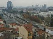 città plastico sono stessa cosa, foto Skopje, Macedonia