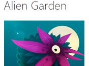 evidenza gioco Alien Garden nello Store Windows Phone Piacevole passatempo terminali