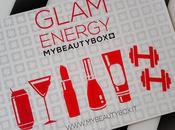 Mybeautybox Glam Energy, ottobre Clarins Revlon!