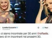 Lorella Cuccarini versus Raffaella Carrà. Scontro titani televisivi