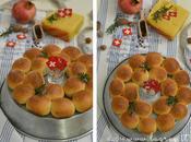Panini latte ripieni Emmentaler pepe Sichuan Stuffed milk buns