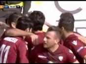 Trapani-Catania 2-2, video highlights