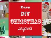 Decorazioni Natale Easy Christmas projects