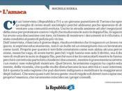 Michele Serra (dopo qualche decennio) capito l'assenza etica pubblica carattere degli italiani (figli della madre mediterranea)
