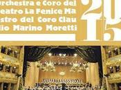 Concerto Capodanno 2015 Teatro Fenice Venezia. Direttore Daniel Harding.