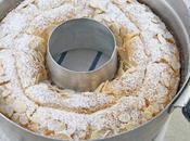 Ciambella mantovana soffice Soft cake recipe