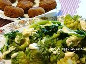 Polpette broccolo romanesco
