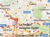 interessante avvistamento Marcianise (Caserta) sull'Outlet