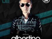 18/11 Albertino special guest Fidelio Milano Club