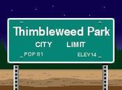 Thimbleweed Park nuovo progetto Gilbert Winnick Kickstarter