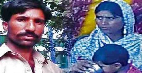 Uccisi a sassate e bruciata famiglia cristiana  in Pakistan