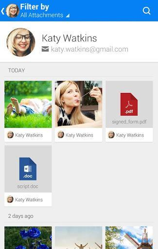 WeMail   nuovo client email gratuito per Android