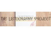 LISTOGRAPHY PROJECT, liste alla