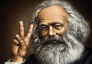 Karl Marx approves