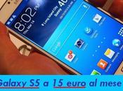 Samsung Galaxy euro mese TIM, Tre, Vodafone