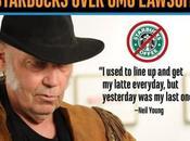 NEIL YOUNG Ecco battaglia contro Starbucks alleata Monsanto
