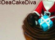 Cupcakes Natale: impara realizzarli DeaCakeDiva