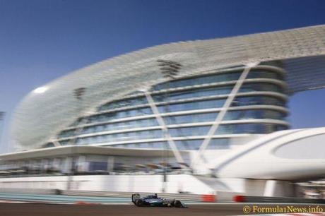 F1 | Report Pirelli: Prove libere GP Abu Dhabi 2014